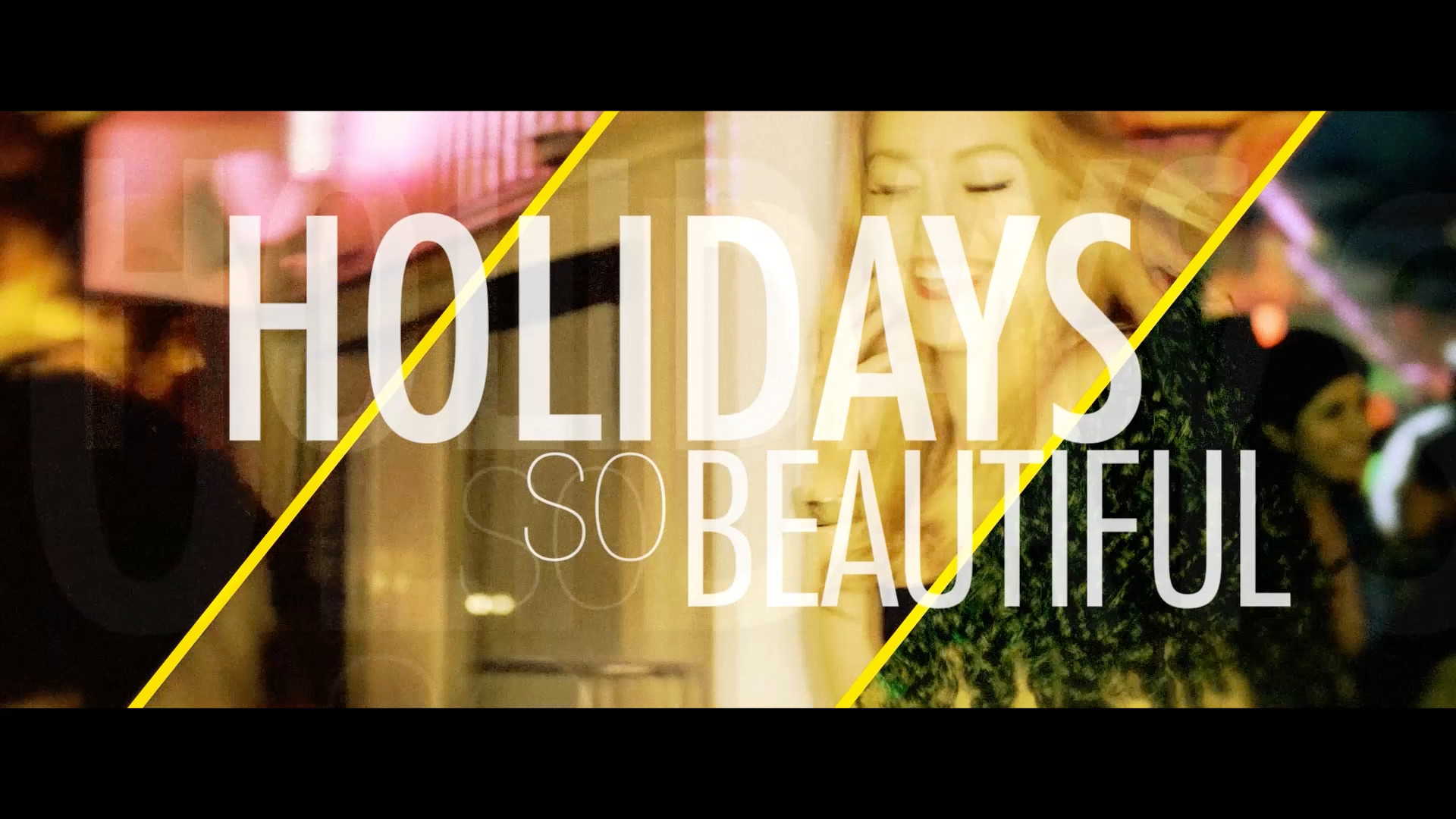 Motion Graphics Video Remady Holidays